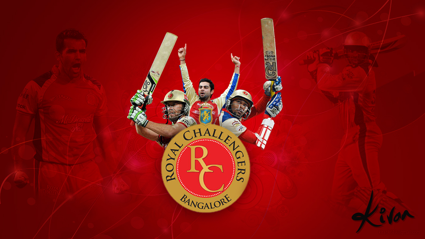 Royal Challengers Bangalore 2018 Online Booking