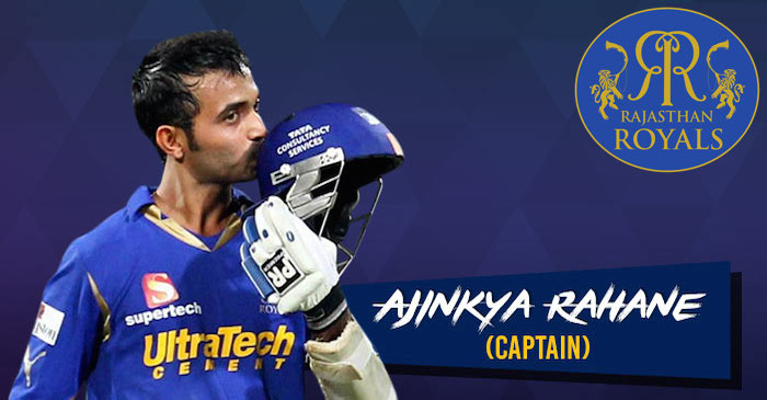 rajasthan royals 2018 players list