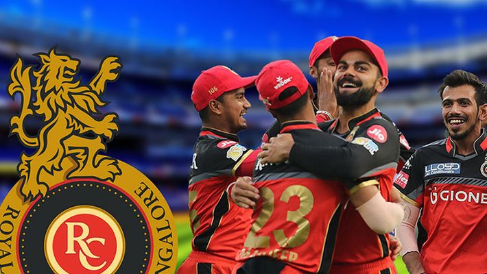 Royal Challengers Bangalore 2019