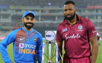 India vs West Indies One Day T20 and Test Match Tickets
